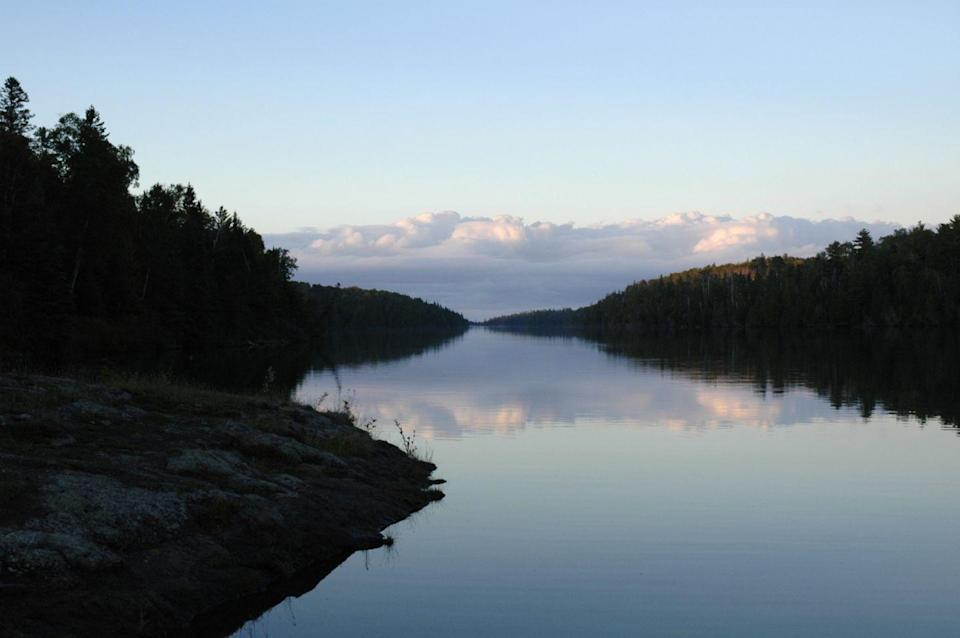 """<p><a href=""""https://www.nps.gov/isro/index.htm"""" rel=""""nofollow noopener"""" target=""""_blank"""" data-ylk=""""slk:Isle Royale National Park"""" class=""""link rapid-noclick-resp""""><strong>Isle Royale National Park </strong></a></p><p>If you are looking to get away from it all, this Northern Michigan park is an island inside Lake Superior and will give you all the quiet nature you can ask for. You'll need a ferry, seaplane, or your own boat to get here. </p>"""