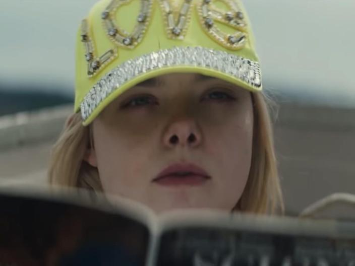 elle fanning i think we're alone now