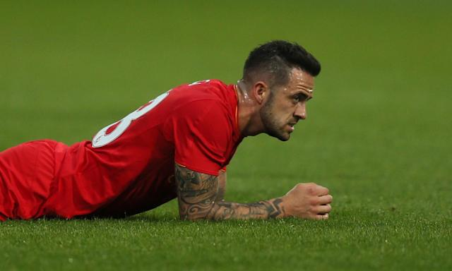 Danny Ings has not started a Premier League game since scoring in the Merseyside derby in October 2015.