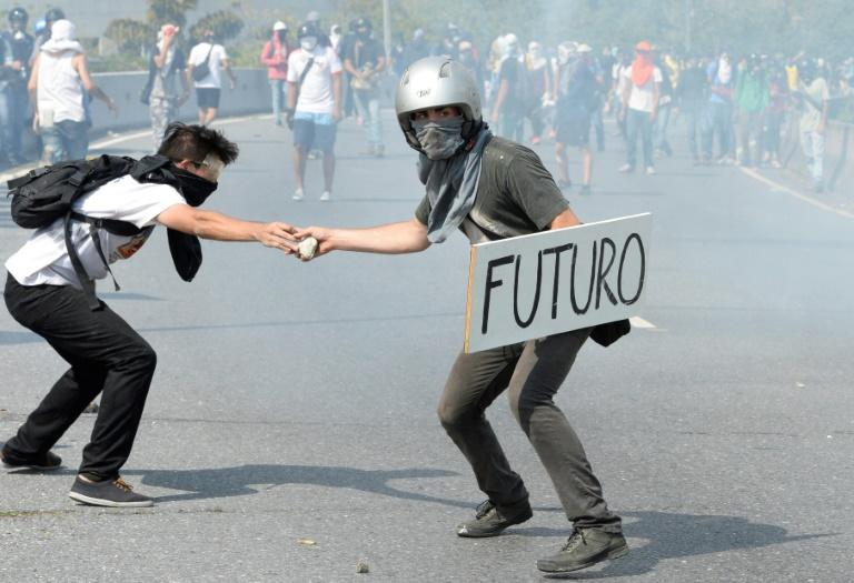 Casualties rise as Venezuela's protests mount