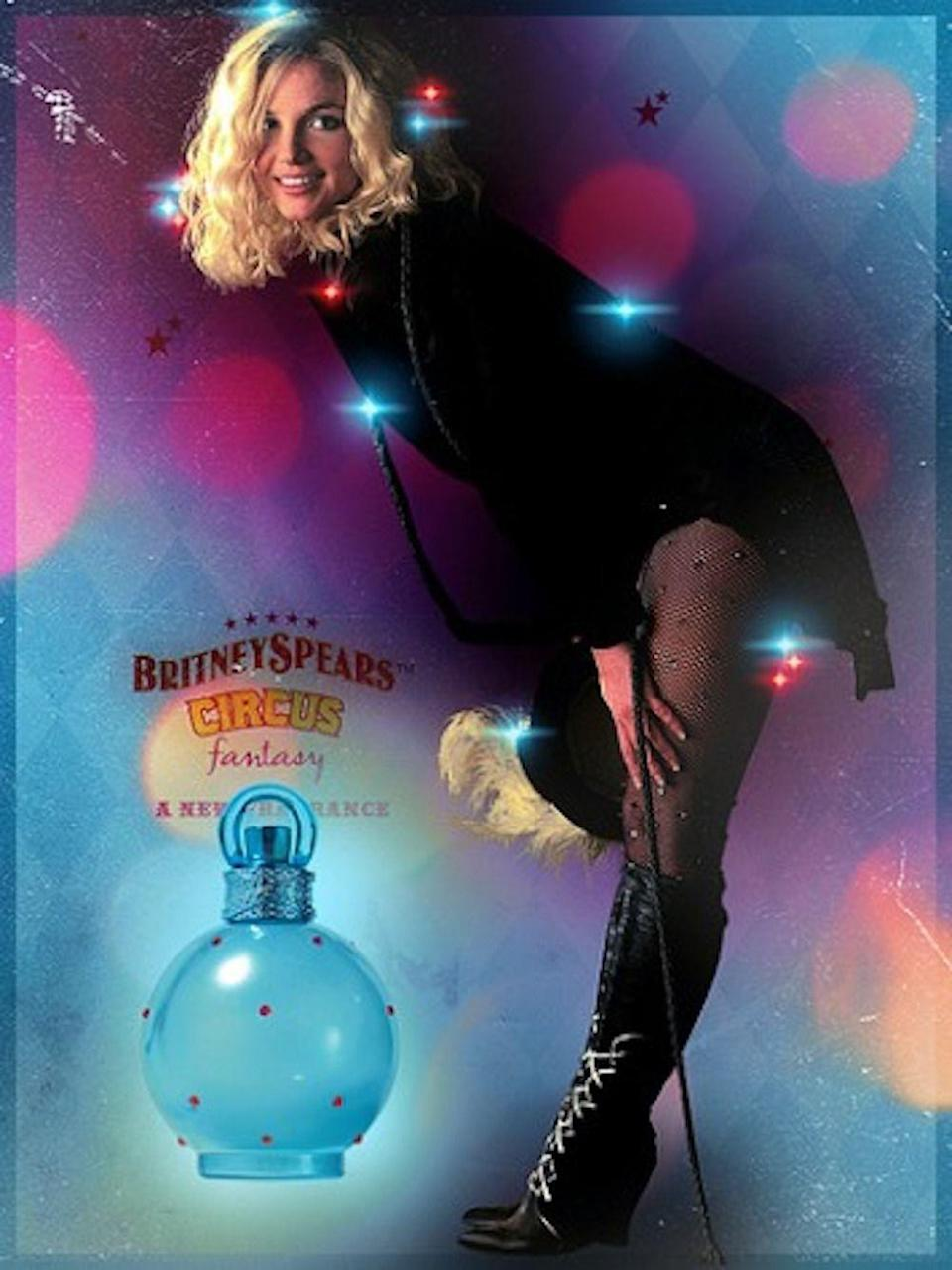 <p>If you don't own a bottle of Circus, ARE YOU EVEN A BRITNEY FAN?</p>