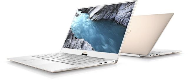 Dell's XPS 13 is thinner than any of Apple's MacBooks.