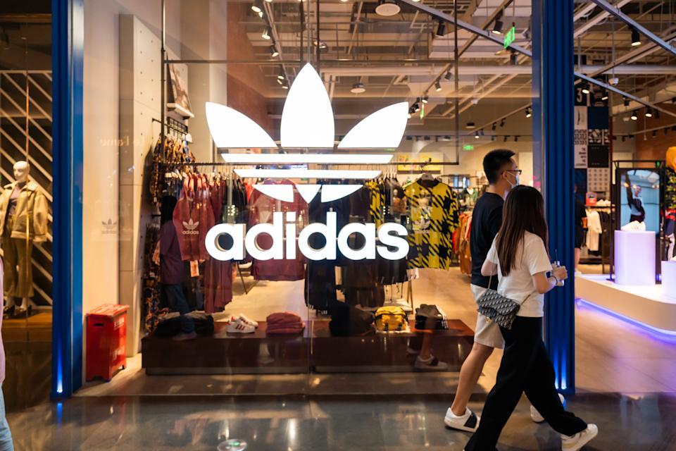 Adidas plans for the group will be announced on 10 March. Photo: Alex Tai/SOPA/LightRocket via Getty