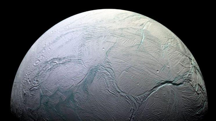 Ocean World in Saturn's Neighborhood Has 'Some of the Ingredients' for Life