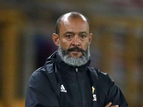 Nuno Espirito Santo is the only black manager in the Premier LeaguePOOL/AFP