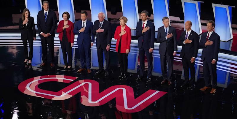 October Democratic presidential primary debate to be held in Ohio, state party says