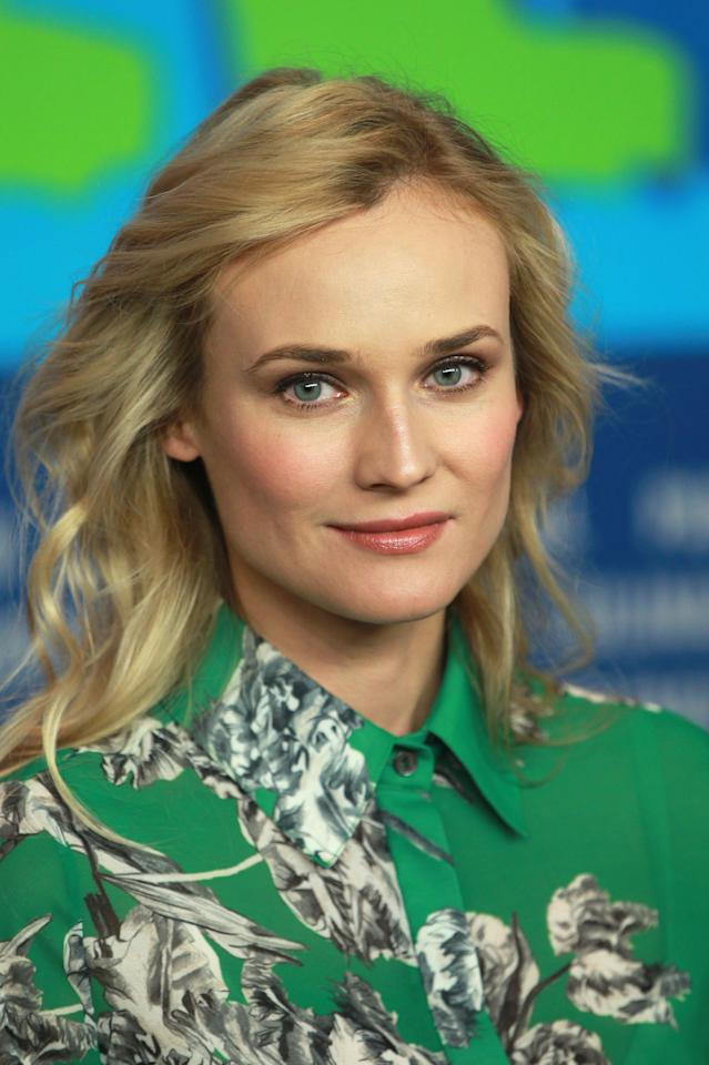 "Diane Kruger attends the ""Les Adieux De La Reine"" Premiere during day one of the 62nd Berlin International Film Festival at the Berlinale Palast on February 9, 2012 in Berlin, Germany."