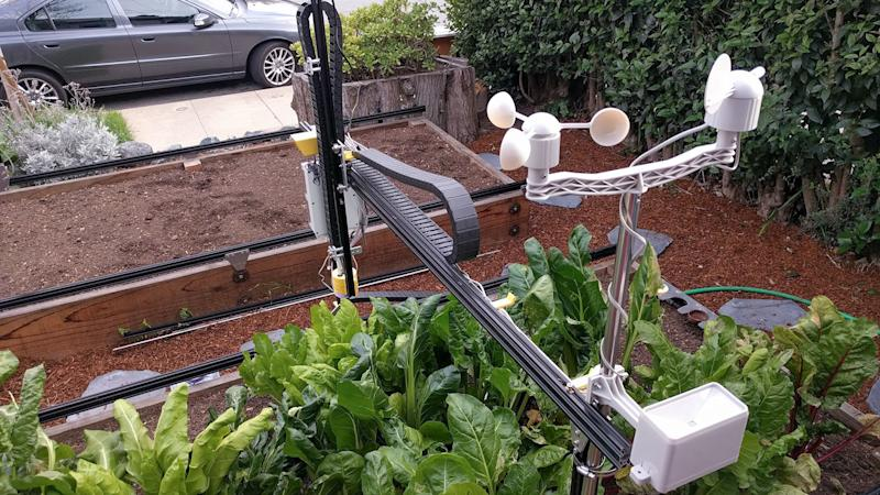 FarmBot DIY agriculture robot promises to usher in the future of farming