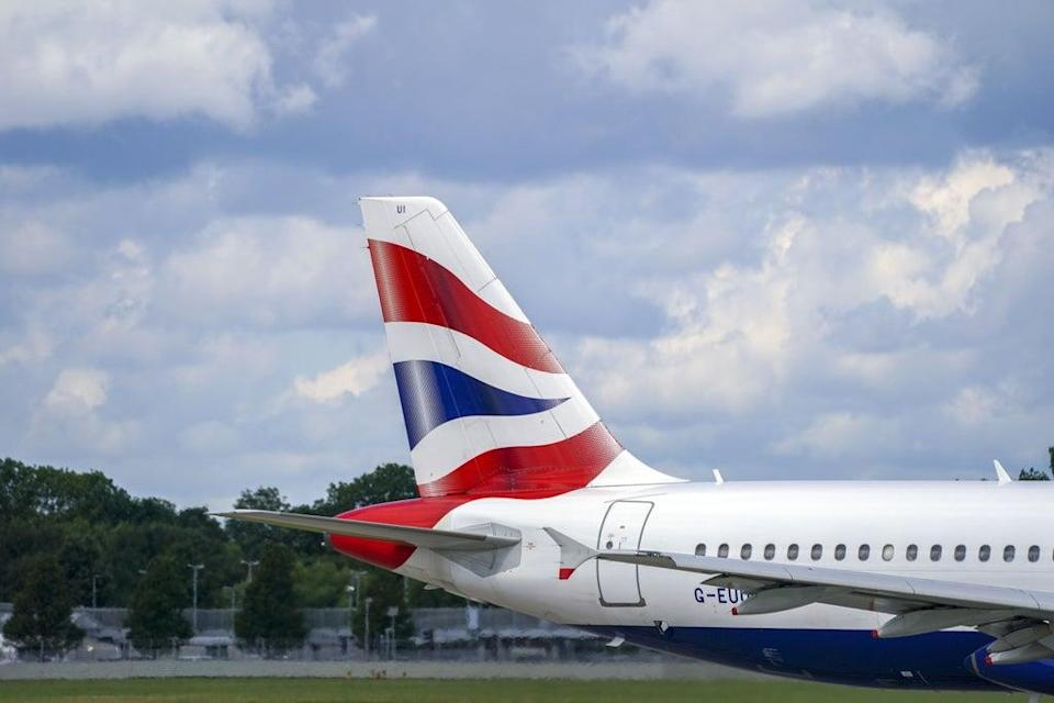 British Airways has announced it is recruiting cabin crew, after thousands lost their jobs at the airline last year (Steve Parsons/PA) (PA Wire)