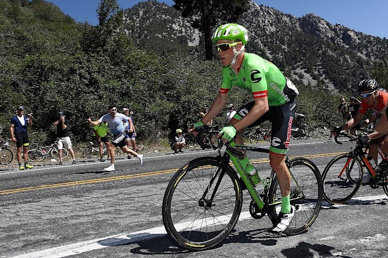 Talansky climbs to Stage 5 win in Tour of California