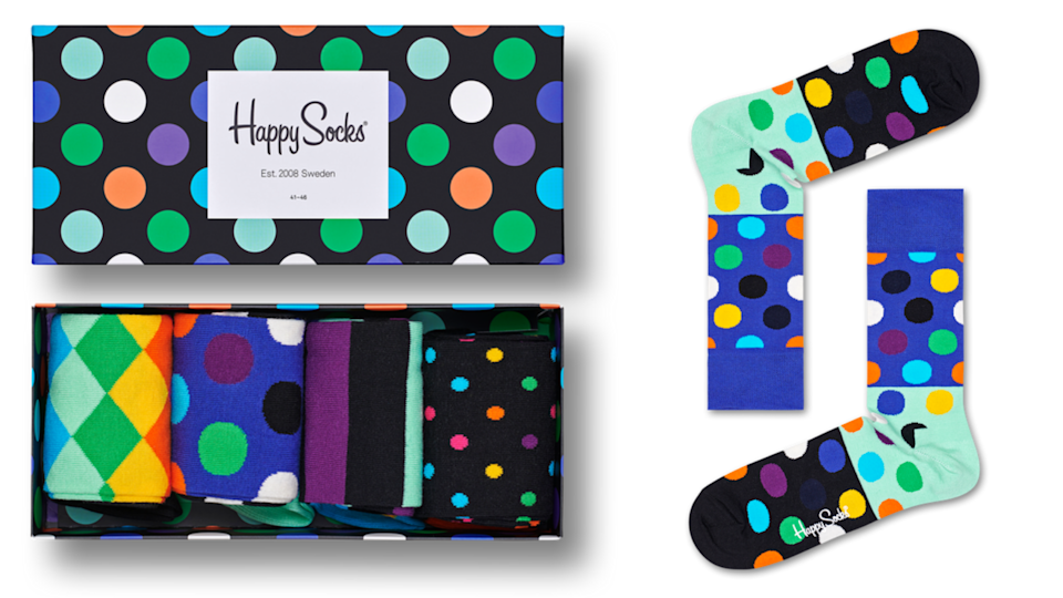 Best gifts for grandpa: Happy Socks