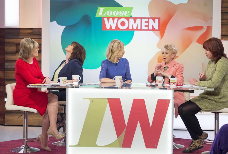 Shortly after her eviction from the Celebrity Big Brother house, Loose Women invited Katie Hopkins onto the show to offer her side of her time in the house.<br /><br />However, the interview came under fire not because of what Katie said, but because of how quickly things turned personal between both Katie and the panellists.