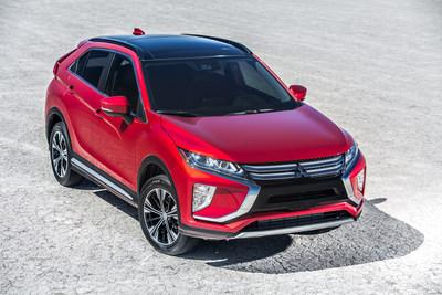 Mitsubishi Eclipse Cross receives overall 5-Star Safety rating in latest NHTSA crash testing.
