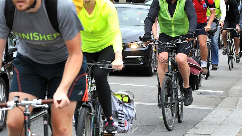 <p>Statistics show that bike riders were at fault for more collisions and injuries than ever before</p>