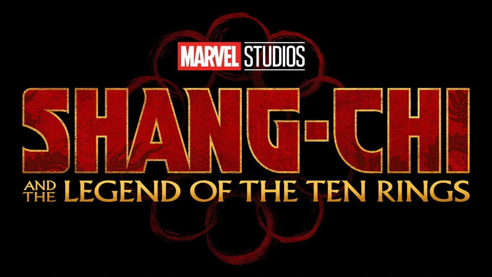 Marvel's first movie with an Asian-American lead will see actor Simu Liu take on Shang-Chi under the stewardship of <em>Short Term 12</em> and <em>Just Mercy</em> director Destin Daniel Cretton. Tony Leung is on villain duties as The Mandarin, who is not only the leader of the Ten Rings terror organisation, but also Shang-Chi's father. (Credit: Disney/Marvel)