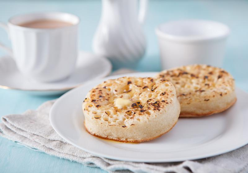 Crumpet lovers, unite. (Getty Images)