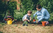"""<p>ut your green thumb to work and help create a garden. You could even buy some <a href=""""https://www.womansday.com/home/g33637209/best-gardening-accessories/"""" rel=""""nofollow noopener"""" target=""""_blank"""" data-ylk=""""slk:gardening accessories"""" class=""""link rapid-noclick-resp"""">gardening accessories</a> to get started.</p>"""