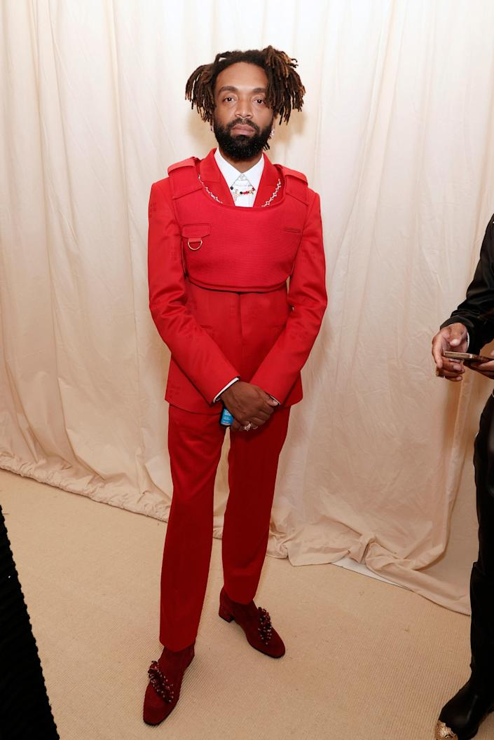 """<h1 class=""""title"""">Kerby Jean-Raymond in Pyer Moss</h1><cite class=""""credit"""">Photo: Getty Images</cite>"""