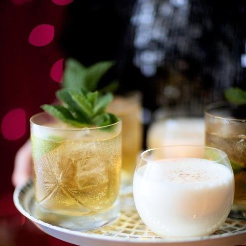 "<p>This American cocktail usually takes a lot of time and effort to make – try this quick-and-easy recipe for a deliciously festive drink.<br><br><strong>Recipe: </strong><a href=""https://www.goodhousekeeping.com/uk/food/recipes/easy-eggnog"" rel=""nofollow noopener"" target=""_blank"" data-ylk=""slk:Easy eggnog"" class=""link rapid-noclick-resp"">Easy eggnog</a><br> <br><br></p>"
