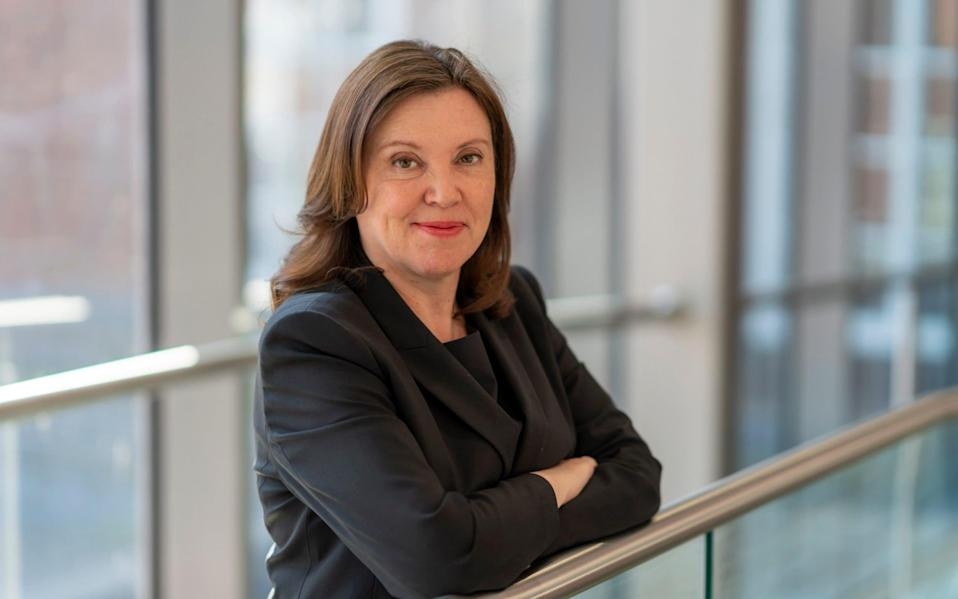 Dame Rachel de Souza is launching The Big Ask, a once-in-a-generation survey of children - Andrew Crowley/The Telegraph