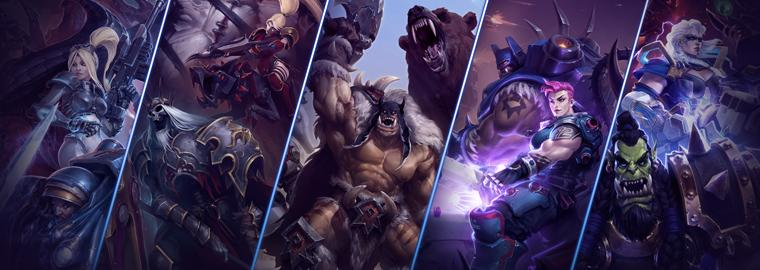 Heroes of the Storm was first released on June 2, 2015. (Blizzard)