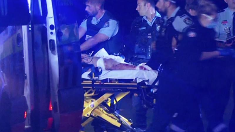 A 19-year-old man is in a critical condition following a shooting in Sefton on Friday night. Source: 7News