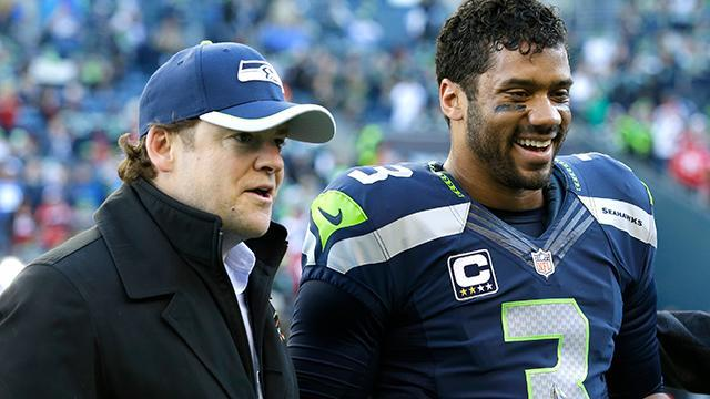NFL Network's Michael Silver reports on Seattle Seahawks quarterback Russell Wilson, who signed a 4-year/$140 million contract extension.