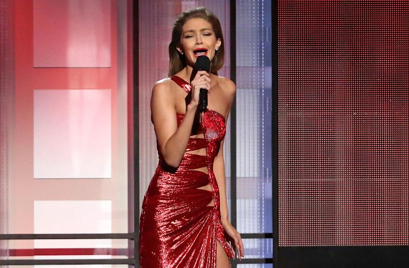 Watch all the top moments from the American Music Awards 2016, including Selena Gomez's emotional post-rehab speech and Gigi Hadid's controversial Melania Trump impression