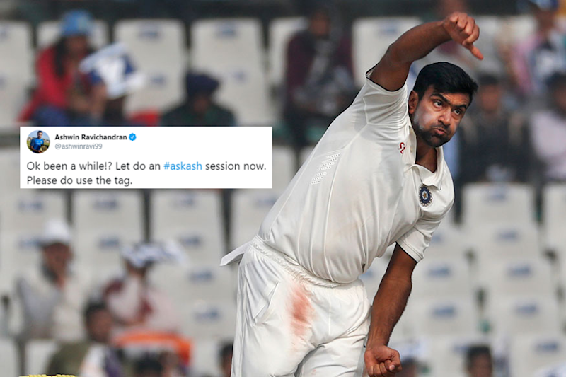 When R Ashwin's Wife Prithi Bowled a Googly During His #AskAsh Twitter Session