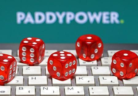 Paddy Power leads FTSE higher on USA  swoop