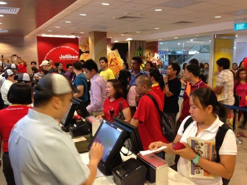 """Jollibee's founder, Tony Tan Caktiong, said: """"...we believe that our food will appeal to the good taste of Singaporeans."""" Vice president Dennis Flores believes that the fast food restaurant """"will be well liked by Singaporeans as well as the local Philippine community who are already familiar with Jollibee's offerings."""""""