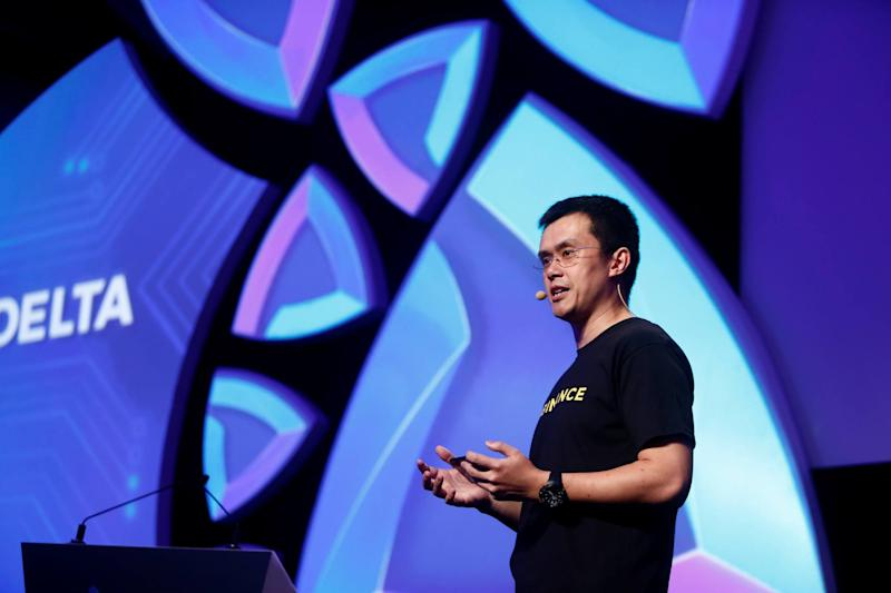 Privacy coins like Monero and ZCash will gain favor in the face of the reported crypto ban in India, Zhao says. | Source: REUTERS / Darrin Zammit Lupi