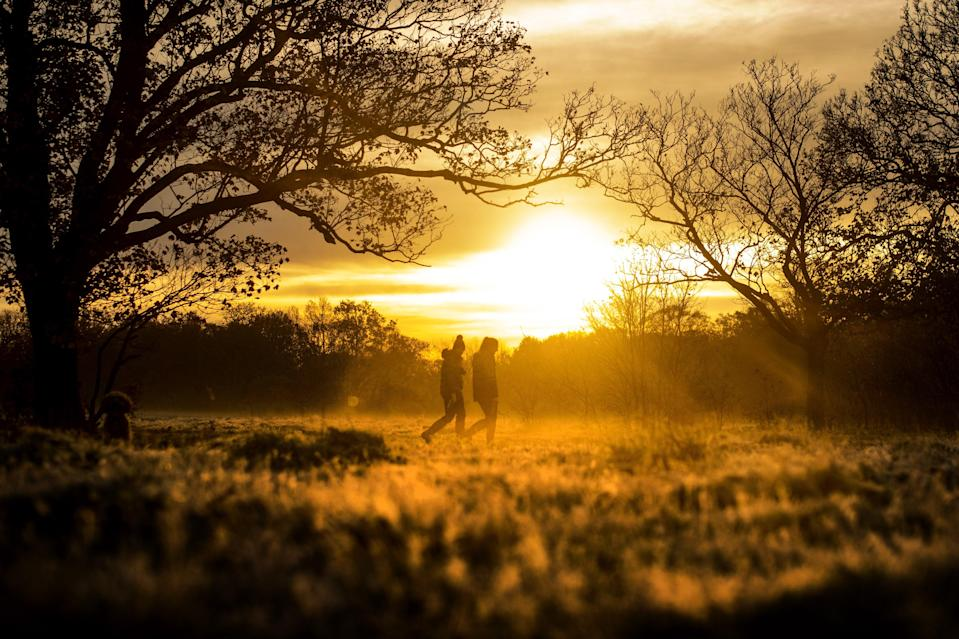 <p>An average of 13 days of air frosts has already been reported across the country</p> (PA Wire)