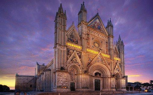orvieto cathedral - Getty