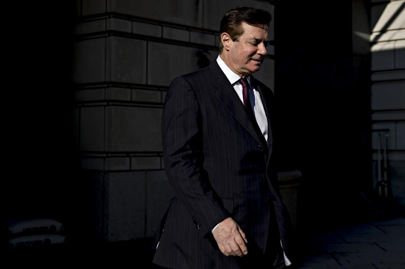 Why Did Manafort Share Trump Polling? Mueller Leaves Clues