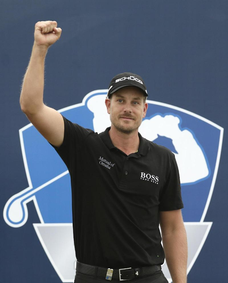 Stenson, Poulter to host own series on SiriusXM