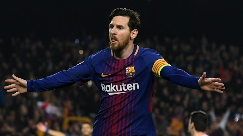 Magical Messi turns on style to stuff Chelsea