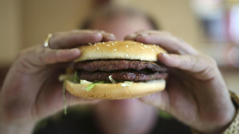 University bans burgers to help save the planet