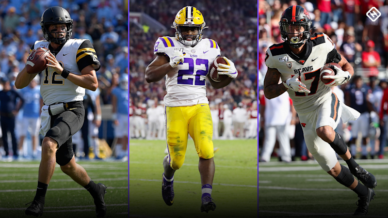 College Fantasy Football: Expert DFS picks, sleepers for Week 13 DraftKings contests