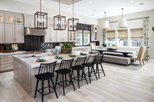 Toll Brothers Stone Creek Ranch community home designs will range from 2,800-4,000 sq. ft.