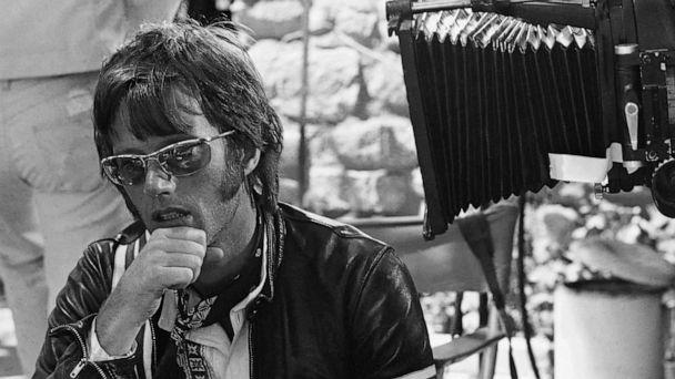 PHOTO: In this June 28, 1969, file photo, actor Peter Fonda says that he speaks 'only for himself' during an interview in Los Angeles. (AP, File)
