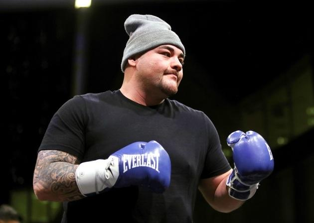Boxe Andy Ruiz Jr la revanche du