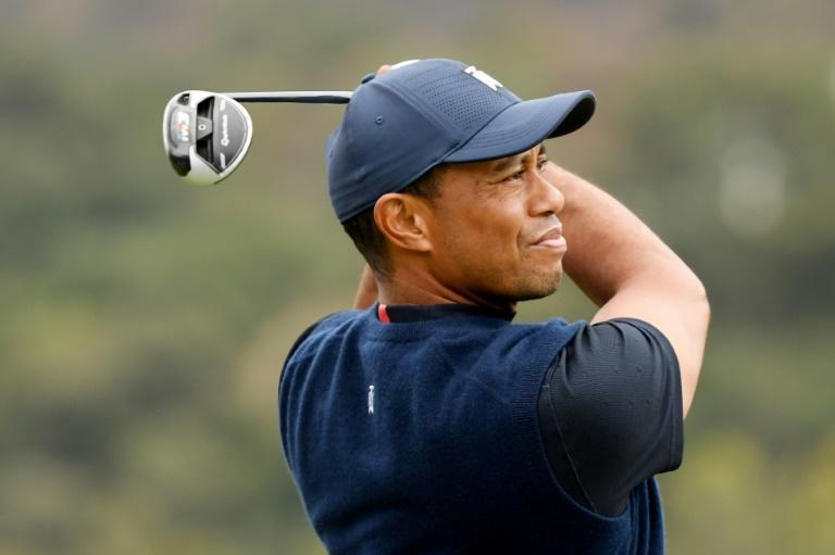 Tiger Woods will defend his Masters title in an unusual atmosphere featuring no spectators and autumn conditions due to the Covid-19 pandemic