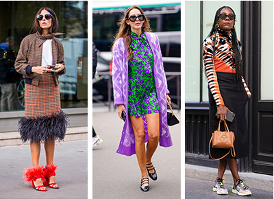 new year new you wardrobe after combing through the winter and spring 2019 runways street style shots and the instagram accounts of some of our favorite