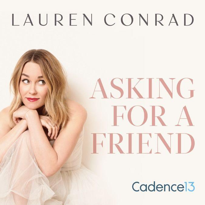 "<p>Want to hack life like an Instagram pro? Conrad wants her listeners to know it's not all filters and avocado toast. It's hard and messy, and it's time to get real. <em>Asking for Friend</em> is as much about the trials of motherhood and finding time for a skincare routine as it is about snapping the perfect IG post. </p><p><a class=""link rapid-noclick-resp"" href=""https://podcasts.apple.com/us/podcast/lauren-conrad-asking-for-a-friend/id1456642771"" rel=""nofollow noopener"" target=""_blank"" data-ylk=""slk:LISTEN NOW"">LISTEN NOW</a></p>"