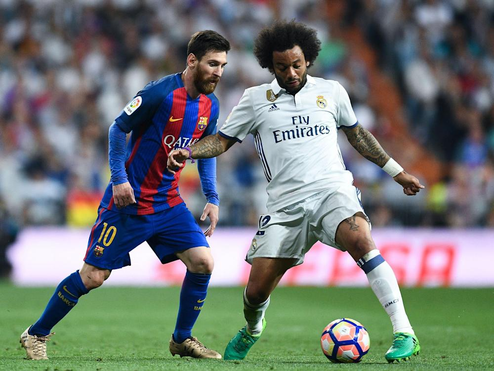 Marcelo still believes Real Madrid will win the title: Getty