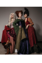 """<p>Name a more beloved '90s Halloween movie, we'll wait. To pull this off without splurging on a store-bought costume, have fun scouring your local vintage store for full skirts, billowy blouses, and corsets. </p><p><a class=""""link rapid-noclick-resp"""" href=""""https://www.amazon.com/Anogol-Cosplay-Short-Synthetic-Costume/dp/B07D5X6RCF?tag=syn-yahoo-20&ascsubtag=%5Bartid%7C10072.g.37059504%5Bsrc%7Cyahoo-us"""" rel=""""nofollow noopener"""" target=""""_blank"""" data-ylk=""""slk:SHOP WIG"""">SHOP WIG</a></p>"""