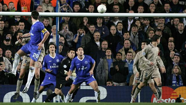 John Terry enjoyed some of his finest moments in a Chelsea jersey in big games against Barcelona, Manchester United, Arsenal and Napoli.