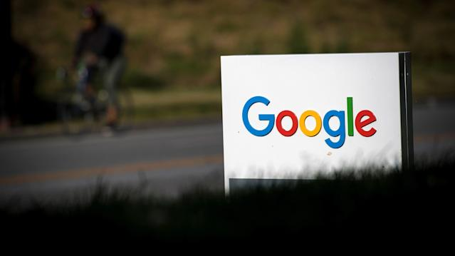 Alphabet is set to announce second-quarter earnings on Monday after the markets close. Source: Getty Images