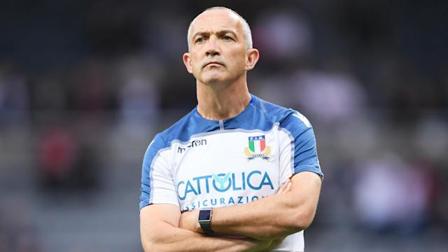 Italy will search for a new coach ahead of the Six Nations after Conor O'Shea resigned.